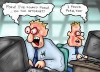 Watching porn at work a 'silent epidemic'