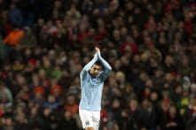Tevez treble puts Man City into FA Cup semi-finals