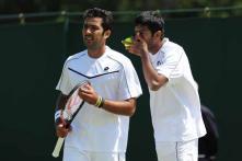 Bopanna-Qureshi dump Bhupathi-Istomin in Dubai ATP event