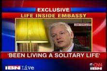 US must stop probing me, says Julian Assange