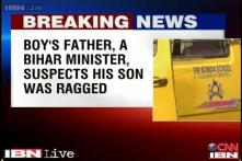 Bihar minister's son hospitalised after alleged ragging in school
