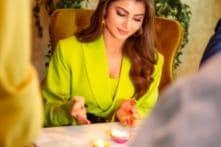 Urvashi Rautela Gives Diwali a Neon Sizzle