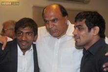 Padma Bhushan for wrestling coach Satpal; Padma Shri for Sardar, Sindhu