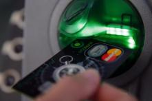 Man gets electrocuted while inserting card in ATM