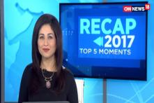 Looking Back at The Year That Was: Top 5 Moments of 2017
