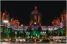 Republic Day 2019: Government Buildings Illuminated in Tricolour