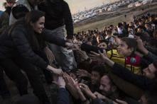 Angelina Jolie to direct 'Captain Marvel'?