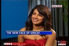 Watch: Priyanka Chopra to do her best for children