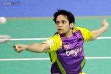 Shuttler Parupalli Kashyap knocked out of Swiss Open