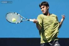Yuki Bhambri loses in Australian Open play-off semis