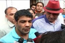 Wrestler Sushil Kumar 'Happy' After WFI Meet
