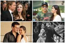 Angelina Jolie-Brad Pitt To Katrina-Ranbir: A Lookback At The Most Shocking Breakups of 2016