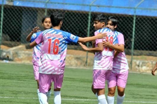 Sreebhumi FC (Photo Credit: @IndianFootball)