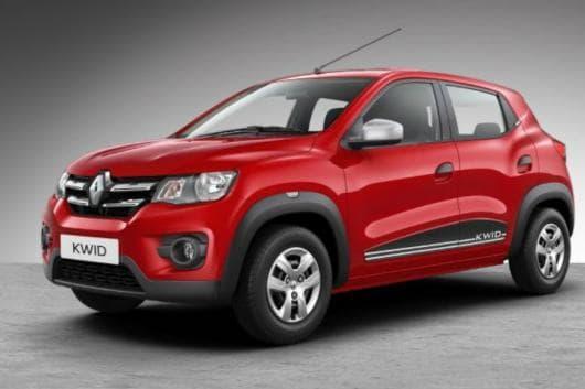Renault Kwid. (Image: Renault India)