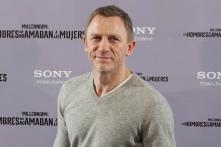 Daniel Craig aims to be inspirational James Bond