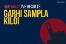 Garhi Sampla Kiloi Election Results 2019 Live Updates (गढ़ी सांपला-किलोई): Bhupinder Singh Hooda of Congress Wins