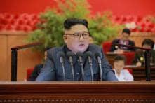 N Korea's Kim Jong-Un Says Ballistic Missile a 'Gift' to 'American Bastards'