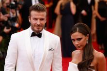 Beckhams Spend '60,000 Pounds' On Underwear Closet