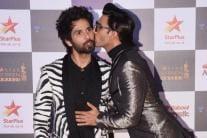 Ranveer Singh's 'Bromance' Lights Up  Star Screen Awards 2019