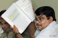 UPA's most important member is CBI director: Gadkari