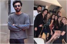 Ranbir Kapoor Joins Alia Bhatt at BFF Akansha Ranjan Kapoor's Birthday Bash, See Pics
