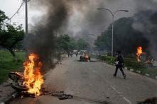 As Haryana Burns, Rajnath Gives Clean Chit to Manohar Khattar Govt