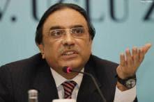 Zardari rakes up Afzal Guru's execution in PoK