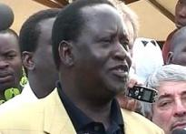 Kenya prez polls loser alleges foul play