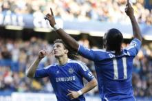 Bayern mulling 35-million-pound bid for Chelsea's David Luiz
