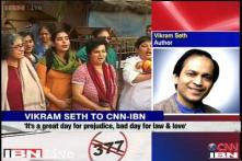 SC order on Section 377 has disregarded equality: Vikram Seth