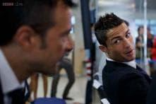 Cristiano Ronaldo gifts super agent Jorge Mendes 50m euros Greek island as a wedding present