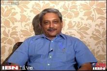 Manohar Parrikar underlines need for indigenous efforts in defence