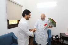 Jagan Meets Amit Shah, Seeks Spl Category for Andhra & Funds for Key Projects