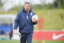 Axed Allardyce Reveals Watching England Play Hurts Him
