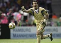 Buffon unbeaten during normal play