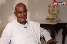 Watch: Off Centre With JD(S) Chief HD Deve Gowda
