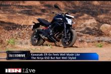 Overdrive: Review of Kawasaki ER-6n & Z250