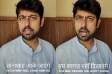 'Kaagaz Nahi Dikhayenge': Varun Grover Pens Heartfelt Poem Against NRC, Police Crackdown