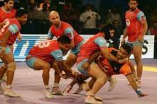 Pro Kabaddi League: Rana stars as Pink Panthers pummel U Mumba