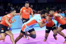 Pro Kabaddi 2019: Bengal Warriors Pip U Mumba 29-26