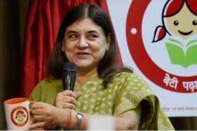 Maneka Gandhi clarifies as her radical idea of saving girl child starts a debate