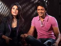 Jacqueline, Riteish all geared up for <i>Aladin</i>