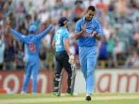 In pics: England vs India, Match 6, Tri-series