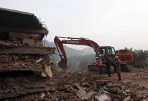 School Building Collapses In Uttarakhand After Heavy Rainfall Wrecks Havoc