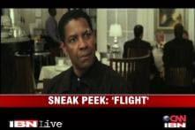 Sneak Peek: Denzel Washington's 'Flight'