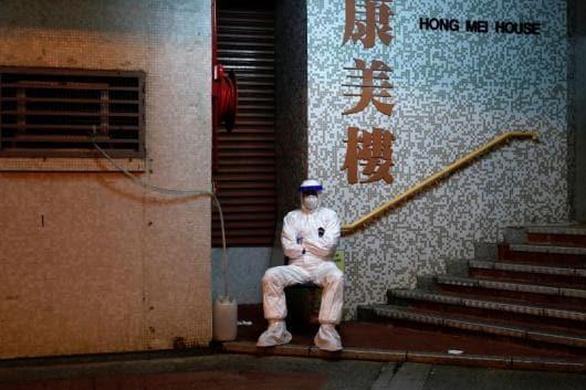 Representative image (Reuters/Tyrone Siu)