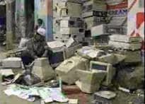 IT Bane: Bangalore fast becoming e-wasteland