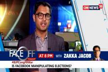 Face-Off With Zakka Jacob At 8 PM #BJPCongFBWar