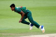 Mortaza Hails 'Magician Mustafiz' After Youngster's Nerveless Last Over Gives Bangladesh Three-run Win