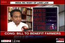 Congress 'happy' as Land Bill passes Lok Sabha test; India Inc concerned